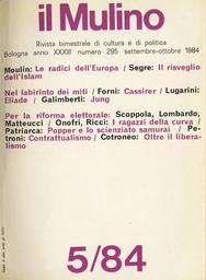 Copertina del fascicolo dell'articolo Cassirer e la dimensione simbolica