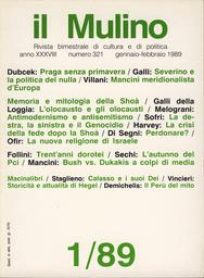 Copertina del fascicolo dell'articolo Dorotei, le ragioni della crisi. Trent'anni dopo la Domus Mariae