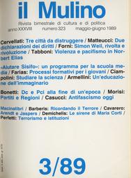 Copertina del fascicolo dell'articolo L'Isola delle sirene