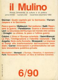 Copertina del fascicolo dell'articolo Le Pen, l'immigrazione e l'identità nazionale: una lezione per l'Italia?
