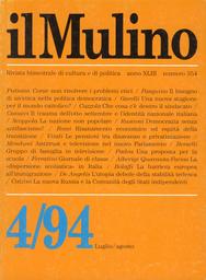 Copertina del fascicolo dell'articolo La nuova Russia e la Comunità degli stati indipendenti