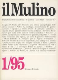 Copertina del fascicolo dell'articolo Unione all'inglese