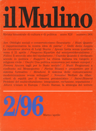 Copertina del fascicolo dell'articolo Il sistema formativo. Consuntivo e prospettive