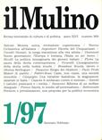 cover del fascicolo, Fascicolo arretrato n.1/1997 (gennaio-febbraio)