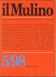 Copertina del fascicolo dell'articolo I contorni incerti del dopo-Kohl
