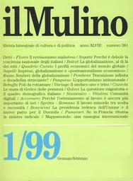 Copertina del fascicolo dell'articolo La presidenza tedesca dell'Unione e il nuovo patto per il Duemila