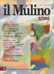 Copertina del fascicolo dell'articolo Il processo di integrazione visto da Gran Bretagna, Francia e Germania