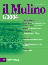 Copertina del fascicolo dell'articolo Giustizia e separazione dei poteri