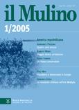cover del fascicolo, Fascicolo arretrato n.1/2005 (gennaio-febbraio)