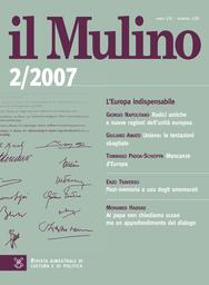 Copertina del fascicolo dell'articolo Sinistra e riformismo economico: l'alternativa liberalsocialista