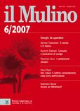 cover del fascicolo, Fascicolo arretrato n.6/2007 (novembre-dicembre)