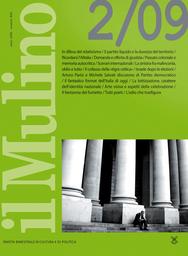 Copertina del fascicolo dell'articolo Il partito liquido e la durezza del territorio