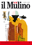cover del fascicolo, Fascicolo digitale arretrato n.4/2018 (July-August) da il Mulino