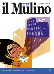 Copertina del fascicolo dell'articolo Stranieri a Roma