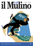 cover del fascicolo, Fascicolo digitale arretrato n.4/2019 (July-August) da il Mulino