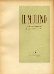 Copertina del fascicolo dell'articolo I racconti, di Alberto Moravia