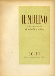 Copertina del fascicolo dell'articolo Riflessioni sulla pubblica amministrazione