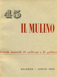 Copertina del fascicolo dell'articolo Religione e politica in Oliver Cromwell