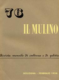 Copertina del fascicolo dell'articolo Le responsabilità della poesia