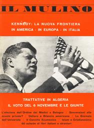 Copertina del fascicolo dell'articolo La nuova Frontiera in America, in Europa, in Italia