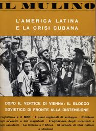 Copertina del fascicolo dell'articolo La crisi cubana e l'America Latina