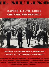 Copertina del fascicolo dell'articolo Capire l'Alto Adige