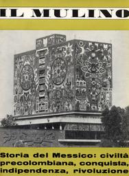 Copertina del fascicolo dell'articolo Significato ed eredità spirituale del mondo precolombiano nàhuatl