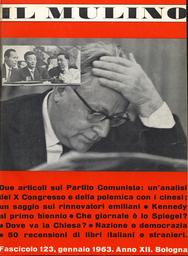 Copertina del fascicolo dell'articolo Il Partito Comunista in Emilia
