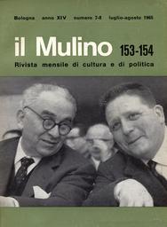 Copertina del fascicolo dell'articolo Il PCI tra neo-leninismo e social-democrazia