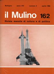 Copertina del fascicolo dell'articolo Il mio pensiero nel decennio '29-'39