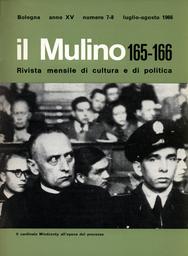 Copertina del fascicolo dell'articolo Cattolici in Cecoslovacchia