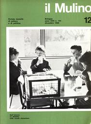 Copertina del fascicolo dell'articolo La riforma dimenticata, dibattito sulla scuola elementare