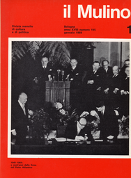 Copertina del fascicolo dell'articolo Il ricatto della reazione in agguato