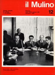 Copertina del fascicolo dell'articolo Generalizzazioni affrettate