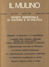 Copertina del fascicolo dell'articolo Una liturgia della Parola